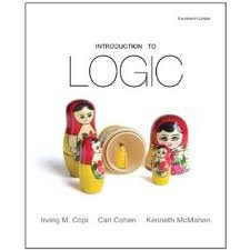 Download Introduction to Logic 14th (fourteenth) edition PDF