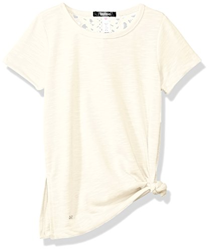 kensie-big-girls-short-sleeve-t-shirt-with-lace-back-trim-vanilla-10-12