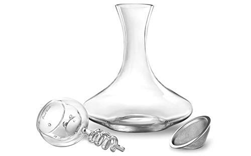 Final Touch Twister Aerator & Decanter Set