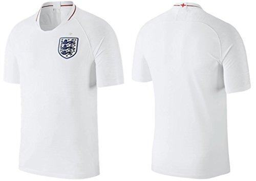 R.F.A England Soccer Jersey Adult Men's Sizes Football World Cup Premium Gift (Medium, England (England Soccer Kit)