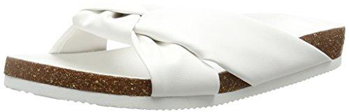 White Knot white Monday Blasé Pantofole Cheap Donna 06gHXq