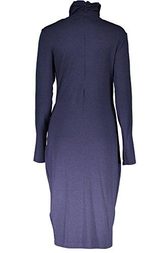 Blau GANT Kurtzes 410 400326 Damen Kleid 1003 qvvwEXxrO