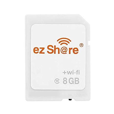 MYAMIA Ez Share 4ª Generación 8Gb C10 WiFi Tarjeta De ...