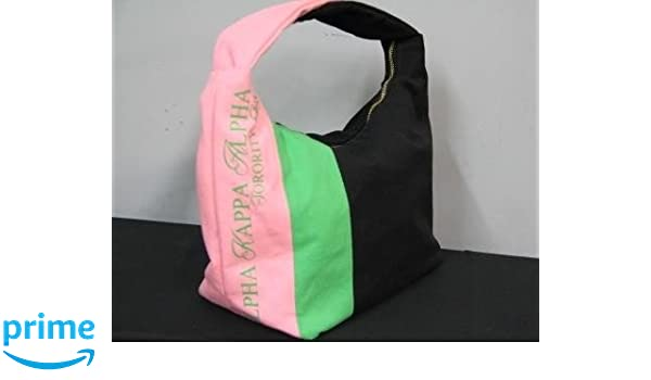 a84726c8fe Amazon.com : Alpha Kappa Alpha Sorority Insulated Lunch Tote Bag :  Everything Else
