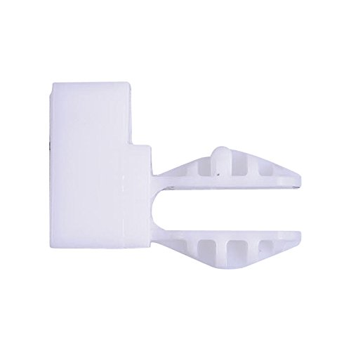LG Electronics 4930JJ2021A Refrigerator Lower Cover Toe Grille Clip/Holder
