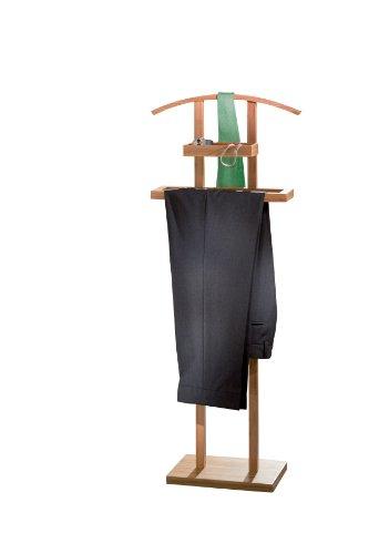 Zeller 13570 Herrendiener, Bamboo / 44.5 x 22 x 113