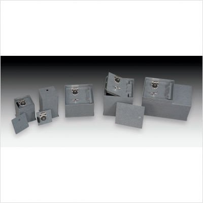 Square Tube In-Floor 2 Piece Safe Lock Type: Group II Combination Lock, Size: 11.25'' D