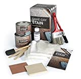 * New * Therma Tru Finishing Kit Mahogany Stain Kit for Fiberglass Doors