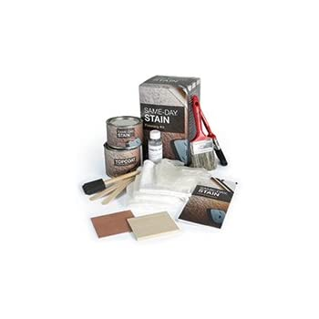 Therma Tru Natural Oak Same-DayTM Stain Finishing Kit for Fiberglass Doors
