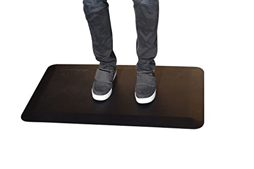 Thick Anti-Fatigue Comfort Floor Mat For Standing Desk