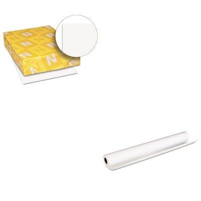 Coated Exact Paper (KITCNM0849V350WAU40411 - Value Kit - Canon Matte Coated Paper (CNM0849V350) and Neenah Paper Exact Index Card Stock (WAU40411))