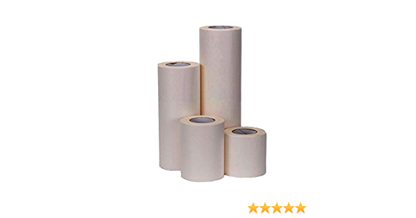 """24/"""" X 300 ft Hobby - Crafting R Tape 4075  Conform Series Transfer Tape"""