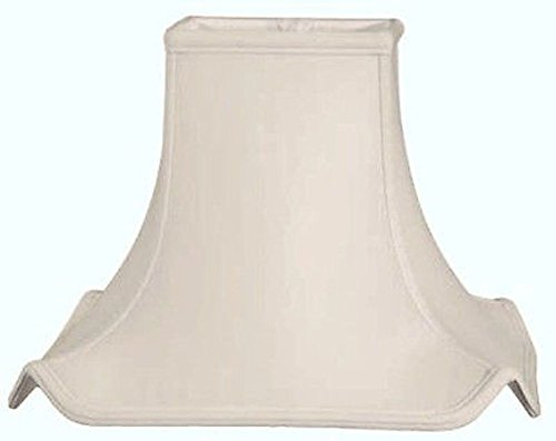 Lamp Shade Lampshade Luxurious wide CREAM
