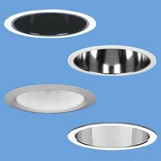Lithonia Lighting 6O7AZ Open Reflector Trim, 6