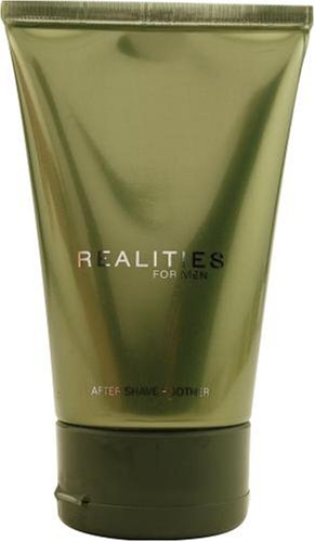 Realities (new) By Liz Claiborne For Men. Aftershave Soother 4-Ounces