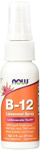 NOW Vitamin Liposomal Spray 2 Ounce