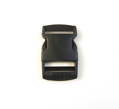 Quick Release Buckle, Side Release Clip, 1.5