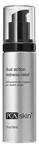 PCA SKIN Dual Action Redness Relief Face Serum - Treatment for Sensitive Skin with Niacinamide, 1 fl. oz.