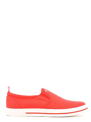 TRUSSARDI JEANS by Trussardi , Baskets mode pour homme rouge Red 45 EU
