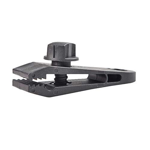 1/10 stuks zeilklemmen campingtent clip dekzeil multifunctioneel tentzeil clips luifelklem houder spanner…
