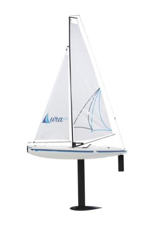 Helion HLNB0100 AURA 650 RTR RC Sailboat (Winch Rc Sail)
