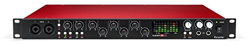 Focusrite Scarlett 18i20 (2nd Gen) USB Audio Interface with Pro Tools | First