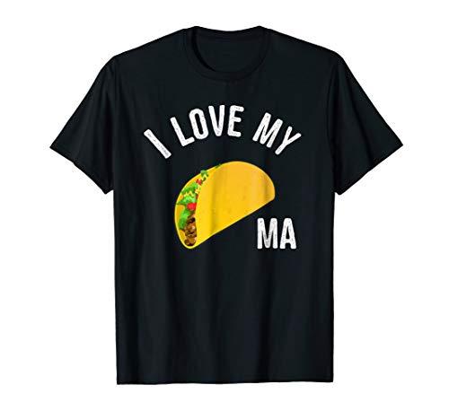 Tacoma Truck - Funny Taco Truck T shirt - I Love My Tacoma