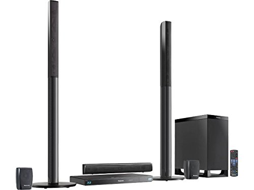 Panasonic SC-BTT770 5.1 Channel 3D Blu-ray Cinema Surround Home Entertainment System