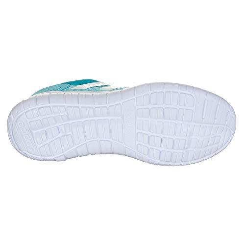 Pour Lite De Femme Sport W Turquoise Chaussures Adidas Flex Cloudfoam 1qx5F0