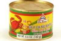Mince Crab in Spices - 5.6oz [Pack of 6]