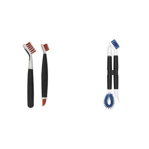 OXO Good Grips Kitchen Appliance Cleaning Set with Deep Clea