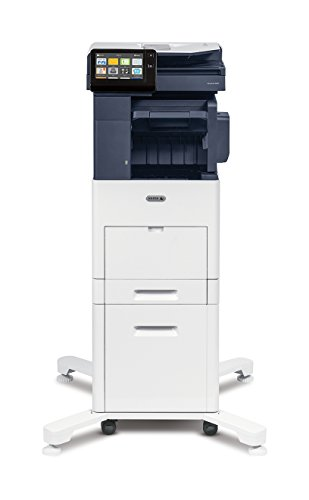 Xerox B605/XTF Versalink B605 B/W Multifunction Printer Print/Copy/Scan/Fax Letter/Legal up to 58 ppm 2-Sided Print USB/Ethernet 550-Sheet Tray Hcf 150 Bypass Tray 100-Sheet Dadf Finisher - Fax Finisher