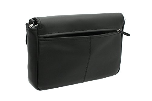 Shoulder Black Bag ORIGINALS 8476 Cross Tula Organiser Black Body NAPPA wPgzqz