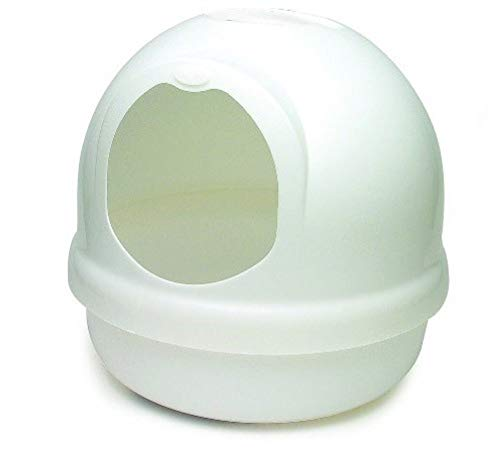 Petmate Booda Dome Litter Box, white