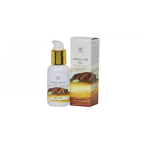 Ultra Pure Australian Emu Oil with Lemon Myrtle - 2 (Australian Lemon Myrtle Oil)
