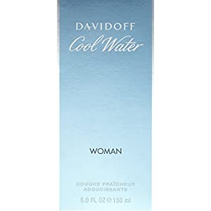 Cool Water By Davidoff For Women. Shower Gel 5 oz