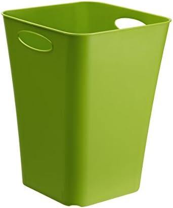[Gesponsert]Rotho Living Aufbewahrungsbox, Kunststoff (PP), grün, 23 l (29,5 x 29,5 x 39,5 cm)