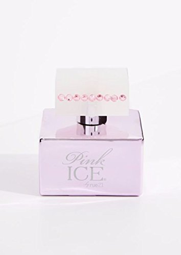 Rue 21 Pink Ice Limited Edition Perfume For Girls  1 7 Fl Ounce