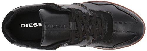 Diesel Uomo Happy Hours S-zip Luxx Sneaker Nero