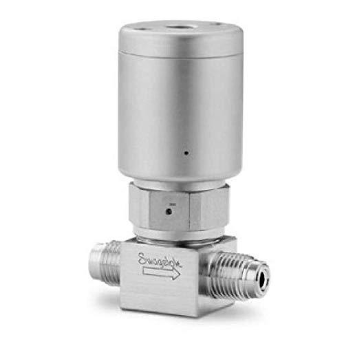 Swagelok 6LVV-DPVR4-P-C 316L Diaphragm Sealed Valve, 1/4