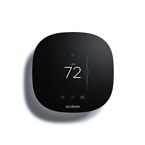 Ecobee3 Lite Thermostat Wi-Fi Works with Amazon Alexa Deal (Large Image)