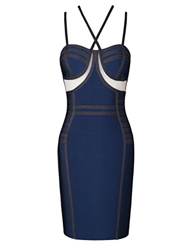 alice-elmer-womens-rayon-bodycon-mesh-strappy-bandage-dress-blue-m
