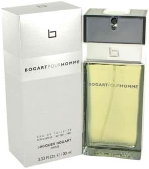 'de perfume Bogart pour Homme de Jacques Bogart Eau de Toilette 100 ml. Cologne para él.