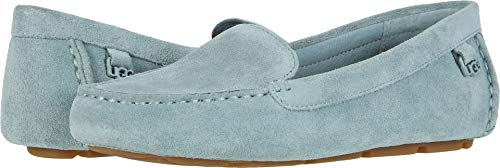 UGG Women's Flores Driving Style Loafer, Succulent, 6 M US