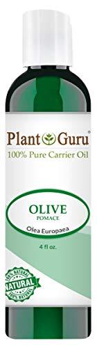Olive Oil 4 oz. Pomace 100% Pure Natural Carrier - Skin, Bod
