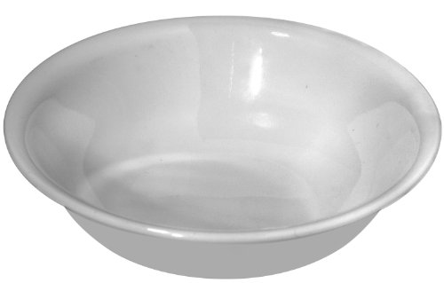 Corelle Livingware 10-Ounce Dessert Bowl, Winter Frost White Corelle Mixing Bowl