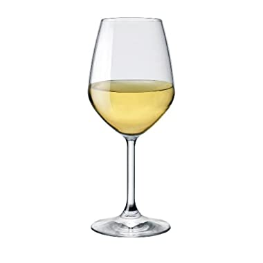 Bormioli Rocco Restaurant White Wine Glass, Set of 4