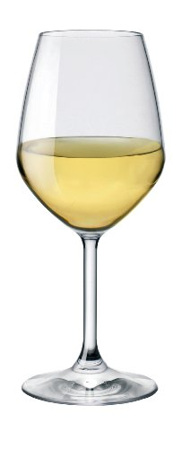 Bormioli Rocco Restaurant White Wine Glass, Set of 4 by Bormioli Rocco