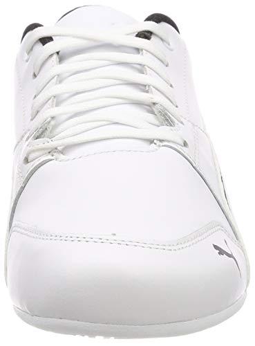Mixte puma White Sneakers Basses White 7 Puma Adulte Blanc Cat BMW 05 Ms Puma Drift qOnO7XY0