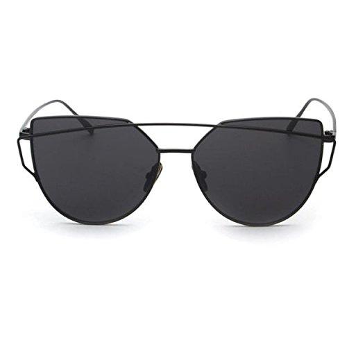 Cebbay-Gafas de Sol polarizadas Simple Retro Gafas Sol ...